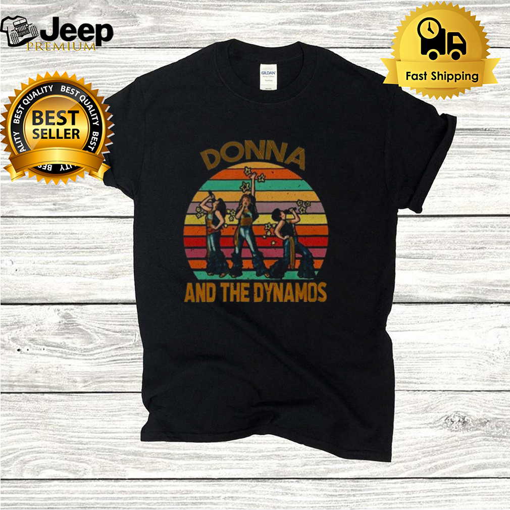 Donna And The Dynamos Band T Shirt