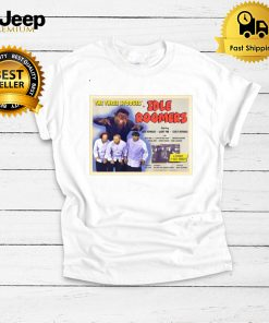 Idle Roomers Classic Horror Poster T shirt