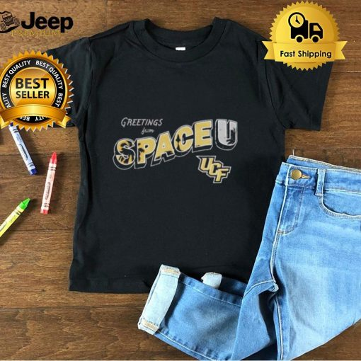 Greetings from space UCF Knights shirt