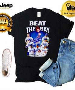 Los Angeles Dodgers beat the bay shirt
